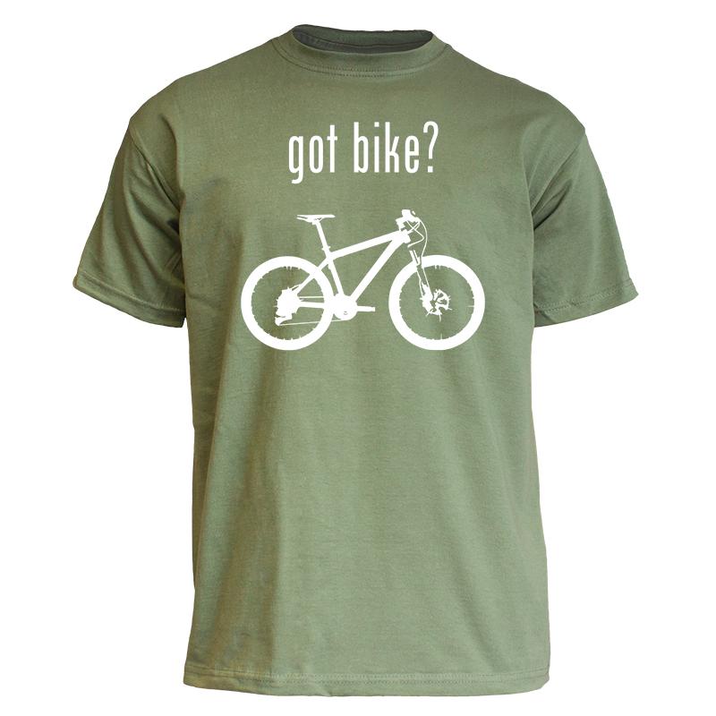 "Nukular T-Shirt Motiv /""got bike/"" MTB Fahrrad Trikot DH Enduro Mountainbike Cool"