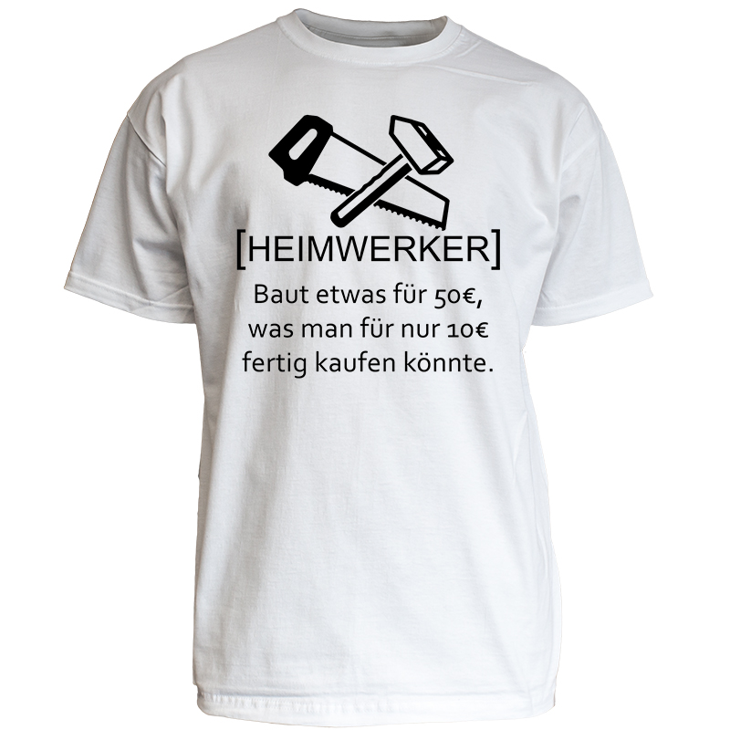 nukular t shirt motiv heimwerker lustig handwerker. Black Bedroom Furniture Sets. Home Design Ideas